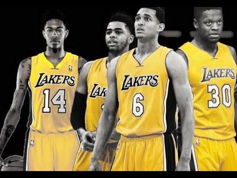 Los Angeles Lakers 2016/17 Promo - New Era