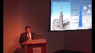 Burj Khalifa Lecture Series, Extreme Building: Auto climbing Form System