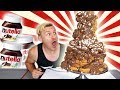 THE NUTELLA DONUT MOUNTAIN! (20,000+ CALORIES)