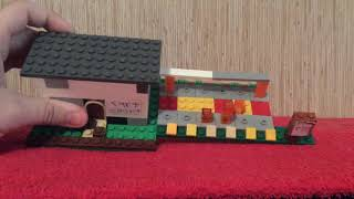 LEGO Custom Stampy Cat's Cart Count And Power Play Mini Games Showcase