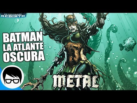 METAL - BATMAN LA ATLANTE OSCURA | BATMAN The Drowned #1 | COMIC NARRADO