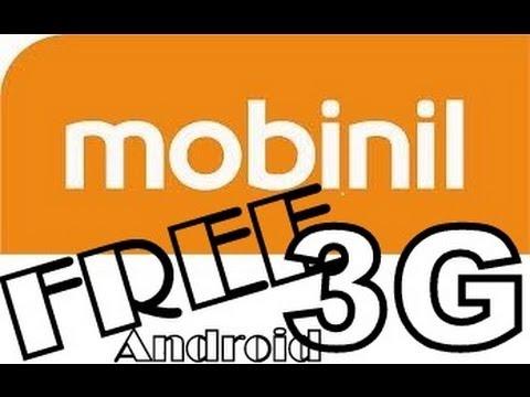 Mobinil 3G free انترنت ببلاش على موبينيل للموبايل @MohamedMoslehG