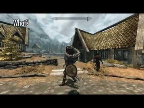Skyrim - Killing Nazeem: An Odyssey