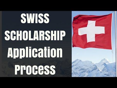 Swiss Government Scholarship for MS Phd and Post Doc | Swiss Government Excellence Scholarships