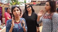 First Flea Market - Kochi All Women Initiative - Beena Kannan Unscripted-1