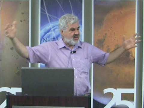 Origins of Chondrites and Chondrules - Derek Sears (SETI Talks)