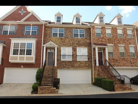 Town Home for rent in North Fulton County 4BR/3.5BA