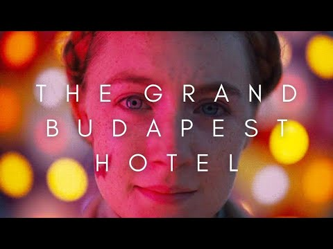 The Beauty Of The Grand Budapest Hotel