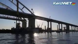 Крымский мост прямая дорога между Крымом и материком