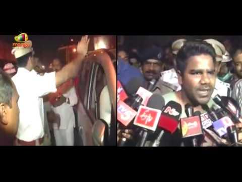 Jabardasth Fame Venu about Drink and Drive Awareness Programme   Hyderabad   Mango News