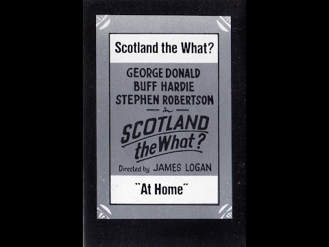 Scotland The What At Home - Audio Tape 4