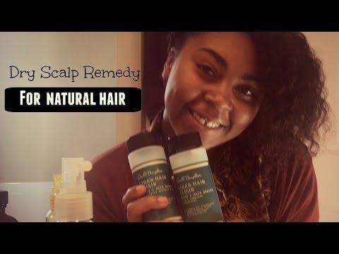 Dry Scalp Treatment For Natural Hair | Lisa