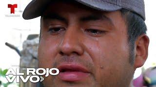 Hermanos sobreviven al desplome del metro en CDMX pero lloran la muerte de su padre