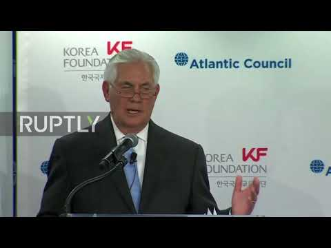 USA: Russian sanctions to remain until Ukrainian 'territorial integrity is restored' - Tillerson