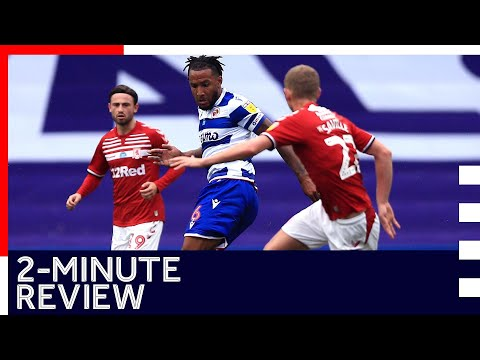 Reading Middlesbrough Goals And Highlights