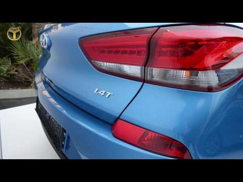 Hyundai i30 2017 tantld Yeni i30 u denedik