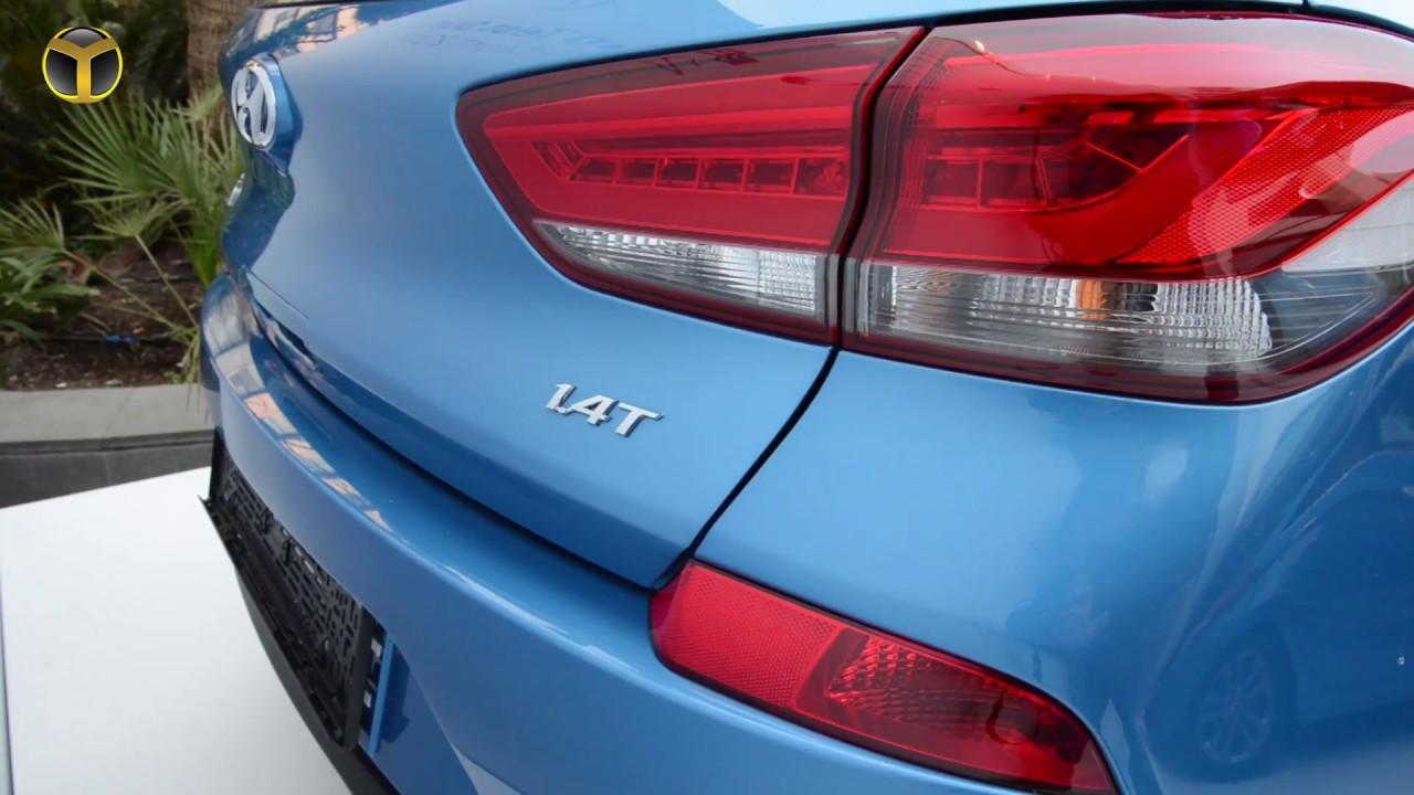Hyundai I30 2017 Tanıtıldı Yeni I30u Denedik Youtube