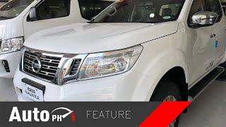 2018 Nissan Navara 2.5 VL 4X4 M/T - Short Exterior & Interior Tour (Philippines)