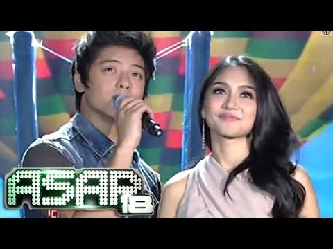 Kathryn & Daniel sing 'Grow Old With You' on ASAP 18