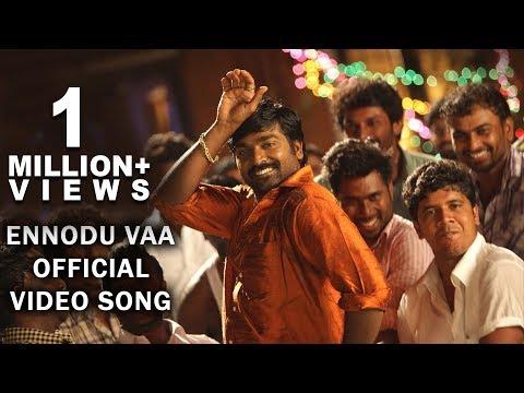 Ennodu Vaa Official Video Song | Thirudan Police | Dinesh, Vijay Sethupathi (Guest Appearance)