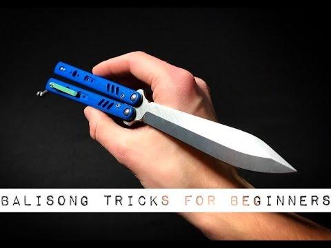 Balisong Tricks for Beginners: 5 Tricks You Can Master Quickly