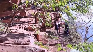 Hidden Jewels - Cliff Exploring with Friends