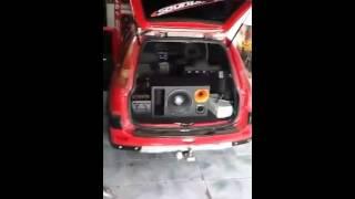 Trio com Spyder Kaos 8.5  + Soundigital 5000
