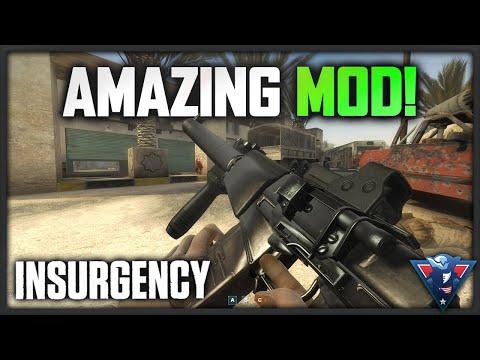 MODERN WARFARE MOD! | Insurgency Gameplay