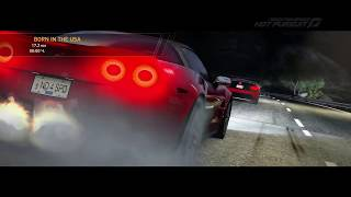 NFS: Hot Pursuit - Career - Born In The USA - Corvette ZR1 - PB - 3:11.98