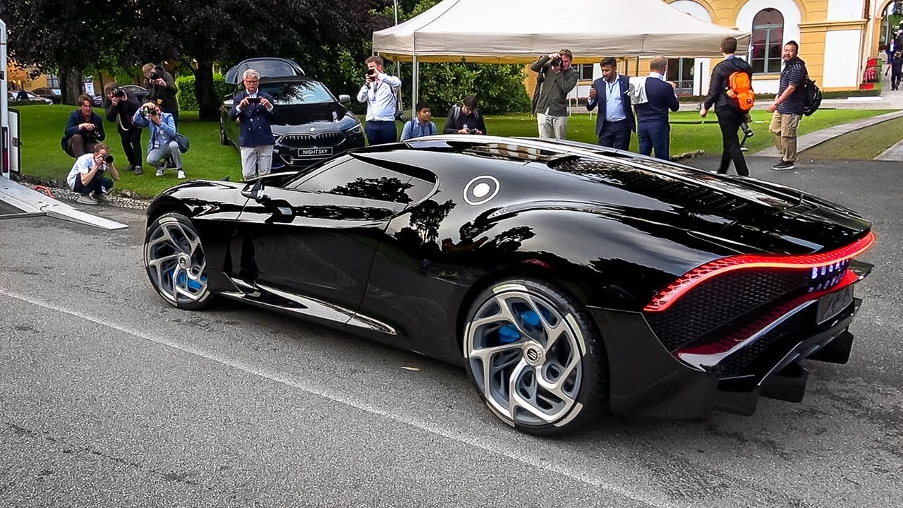 WORLD'S MOST EXPENSIVE CAR $19 MILLION Bugatti La Voiture ...
