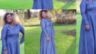 Review: eShakti Long Dress