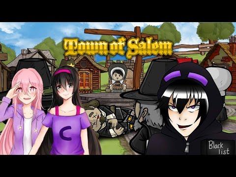 [Town of Salem]#2 บ้านทรงไข่เจียว ft.Christy&Sora