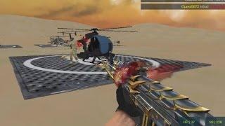 HELICOPTER BOMBSQUAD - DESERT | SHOOTING GAMES