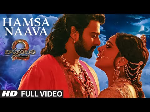 Mix - Hamsa Naava Full Video Song | Baahubali 2 | Prabhas, Anushka Shetty, Rana, Tamannaah, SS Rajamouli