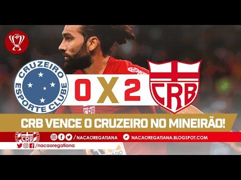 Cruzeiro Regatas Match Highlights