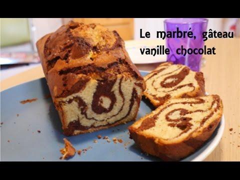 recette---gâteau-marbré-vanille---chocolat