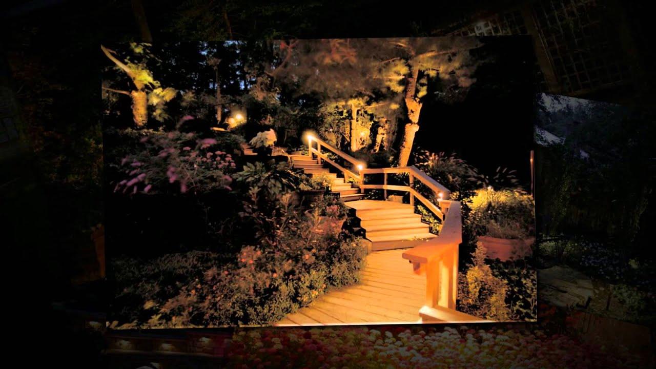 Raleigh Landscape Lighting