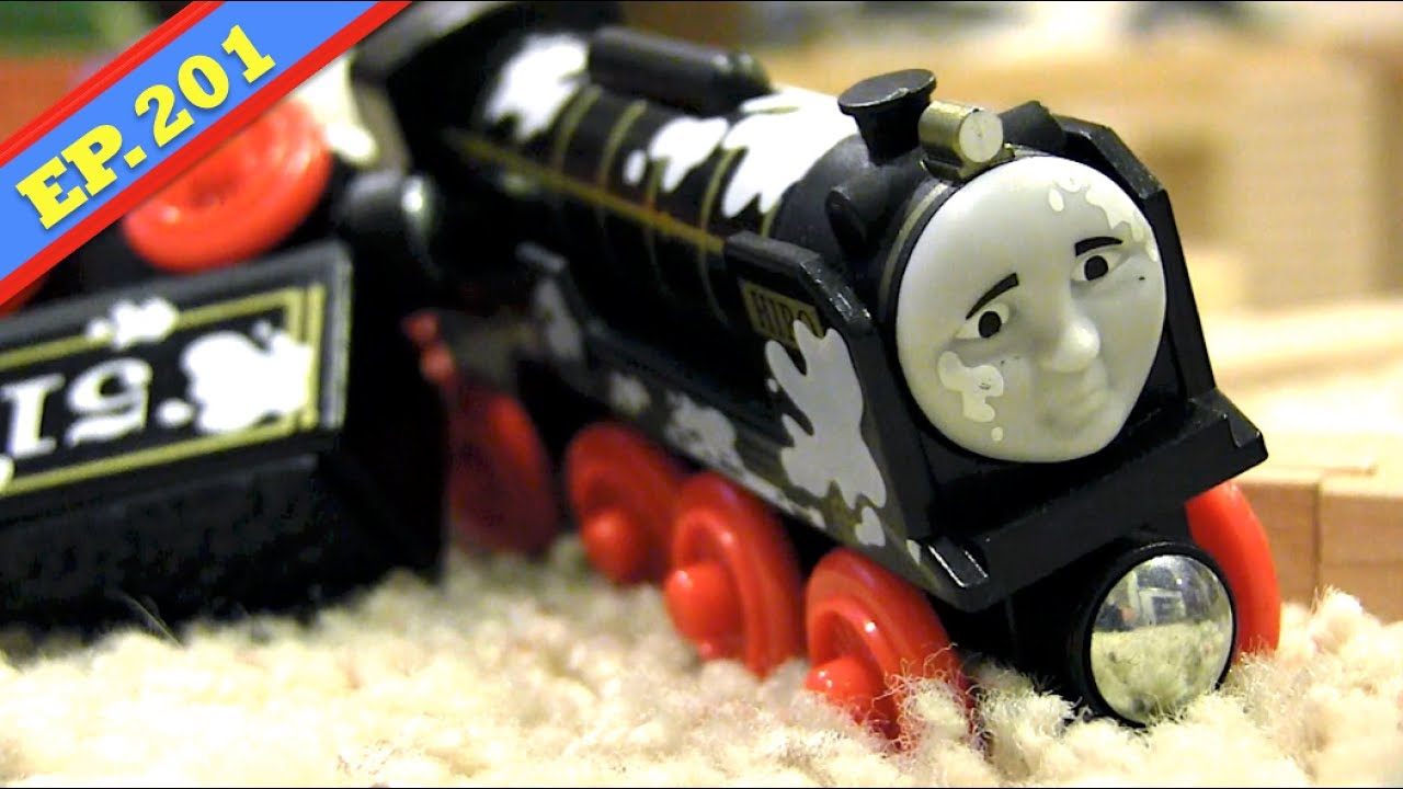 Hiro And The Heat Wave Thomas Friends Wooden Railway Adventures Episode 201
