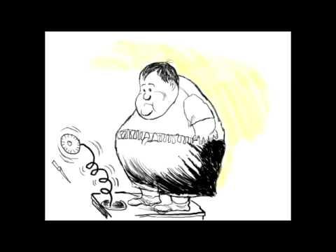 Duffy Cartoon: 'Childhood Obesity'