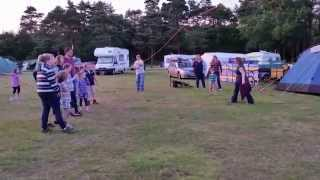 Camping Fun - Rendlesham June 2014