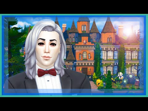 The Sims 4 Witches CAS - Adam Fairwell
