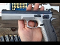 CZ 75 Tactical Sports .40 Close Up Review And Range Time