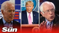 """Socialist Bernie"" and Dems can't beat Trump in 2020"