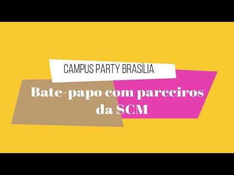ENTREVISTA COM O NOSSO PARCEIRO USE TELECOM NA CAMPUS PARTY BRASÍLIA #CPBSB2