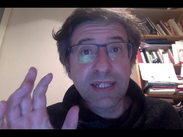 "Alessandro Cinquegrani legge… Umberto Saba: ""Quasi una moralità"""