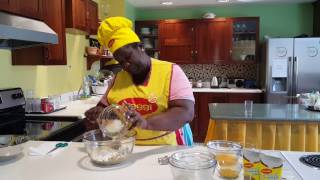 What's In Your Pot- Sweet Potato Pudding with Miss Nats