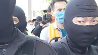 Митинг Алматы Назарбаев Токаев Жанбол Рахматулла бүгінгі жаңалықтар