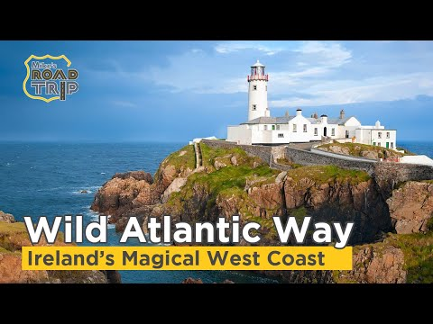Wild Atlantic Way road trip (West Coast of Ireland)