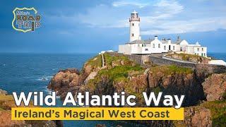 Wild Atlantic Way road trip (West Coast of Ireland)