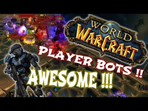 World of Warcraft - Player BOTs -- Erste Gehversuche [Private Server] [720p] [Deutsch]